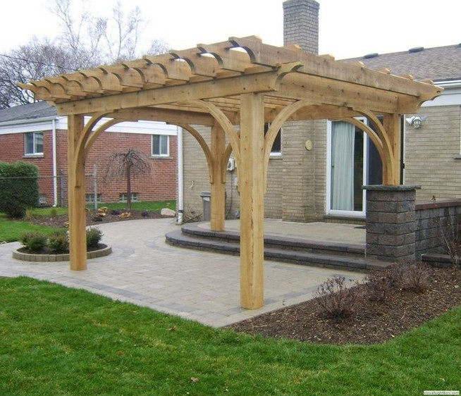 16 Deck Canopy Exterior Remodel Ideas On A Budget 13