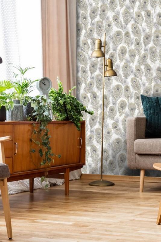 16 Elegant Living Room Shelves Decorations Ideas 59