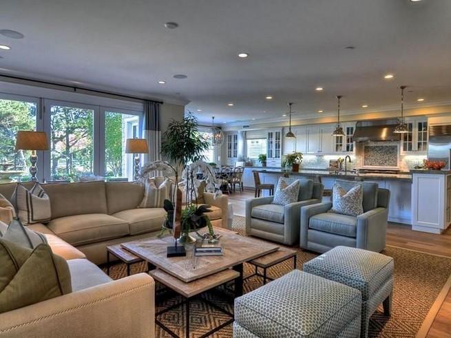 17 Attractive Modern Family Room Designs Ideas 24
