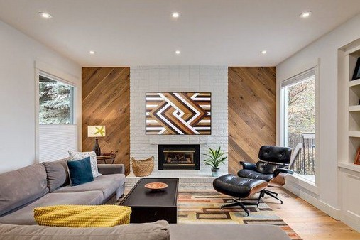 17 Attractive Modern Family Room Designs Ideas 35