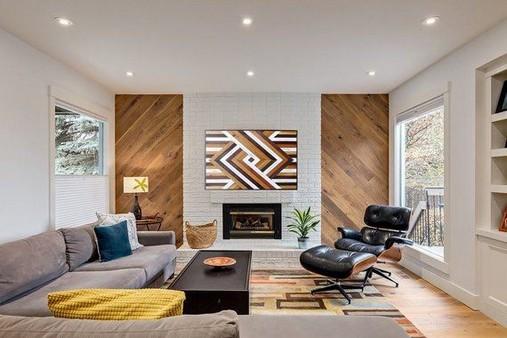 17 Attractive Modern Family Room Designs Ideas 35