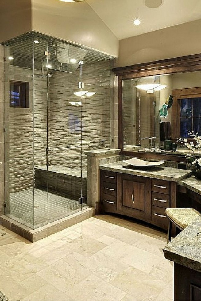 17 Best Ideas For Decorating Your Dream Bathroom Properly 07