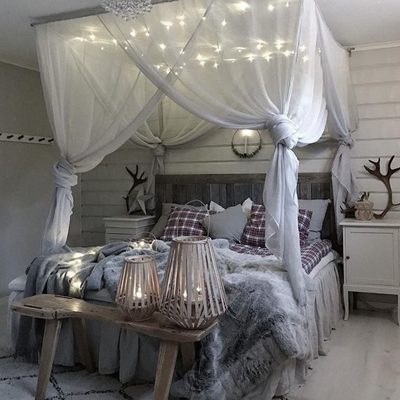 String Light For Bedroom 01
