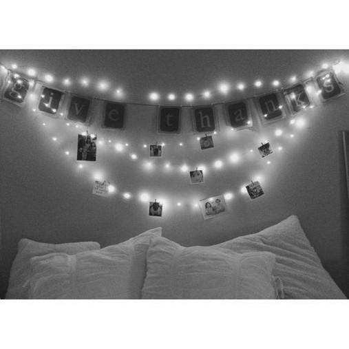String Light For Bedroom 33