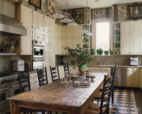 10 Astonishing Extra Large Rectangular Dining Tables Ideas 59
