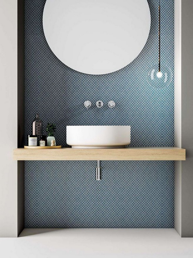 12 Cute And Minimalist Bathroom Design Ideas 17