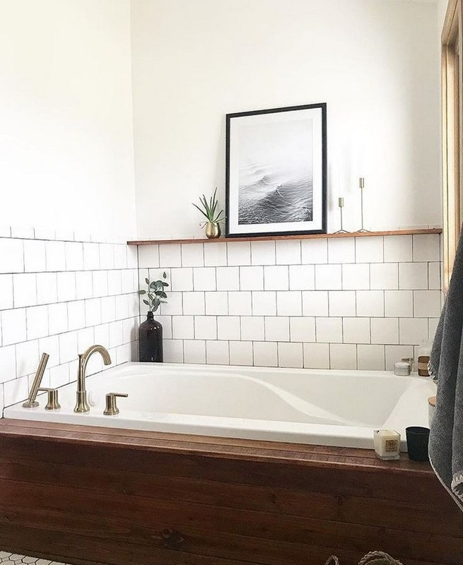 12 Cute And Minimalist Bathroom Design Ideas 51