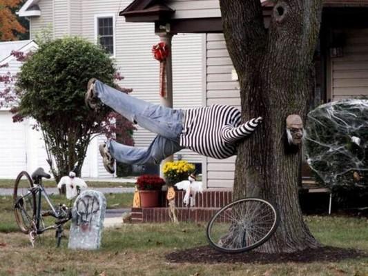 12 Fascinating Diy Halloween Decorating Ideas 48