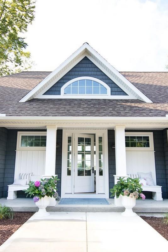 12 Wonderful Cottage House Exterior Ideas 04