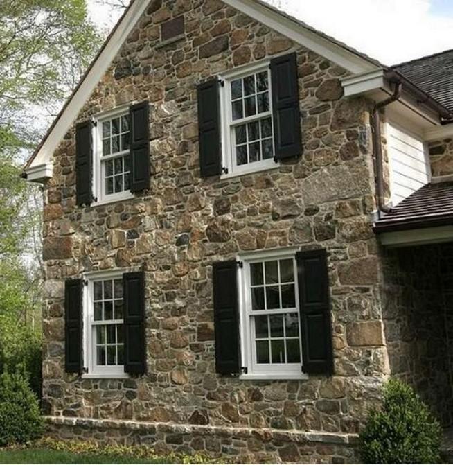 12 Wonderful Cottage House Exterior Ideas 34