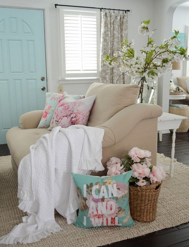 13 Amazing Spring Interior Decor Ideas 27