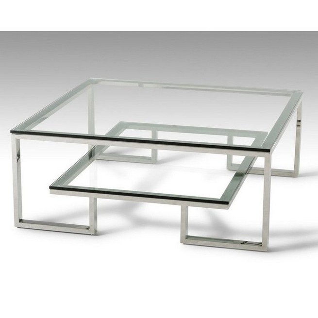 13 Perfect Rectangular Glass Coffee Tables Ideas 25