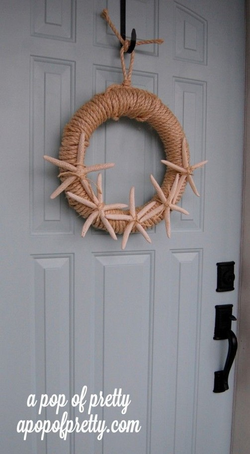 14 Creative Front Doors Decor Ideas 03