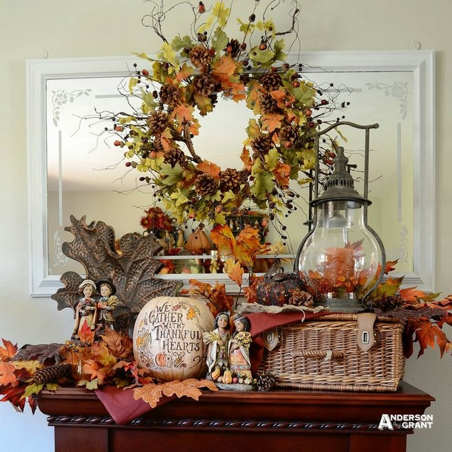 14 Fantastic Diy Pumpkin Decorations Ideas To Beautify Your Home Decor 07