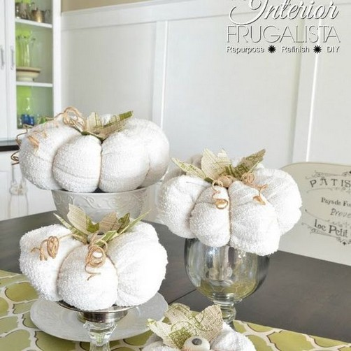 14 Fantastic Diy Pumpkin Decorations Ideas To Beautify Your Home Decor 11