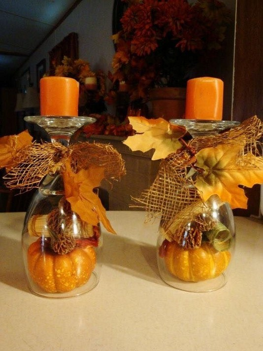 14 Fantastic Diy Pumpkin Decorations Ideas To Beautify Your Home Decor 36
