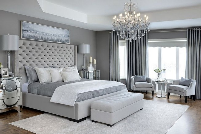 14 Modern Luxury Bedroom Inspirations 11