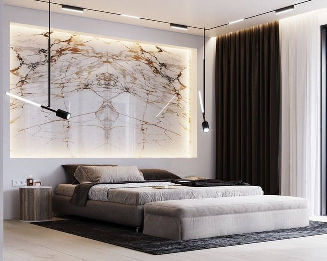 14 Modern Luxury Bedroom Inspirations 22