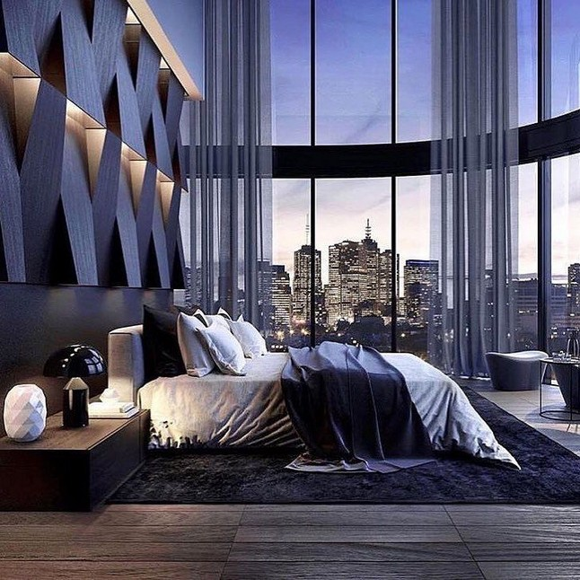 14 Modern Luxury Bedroom Inspirations 27