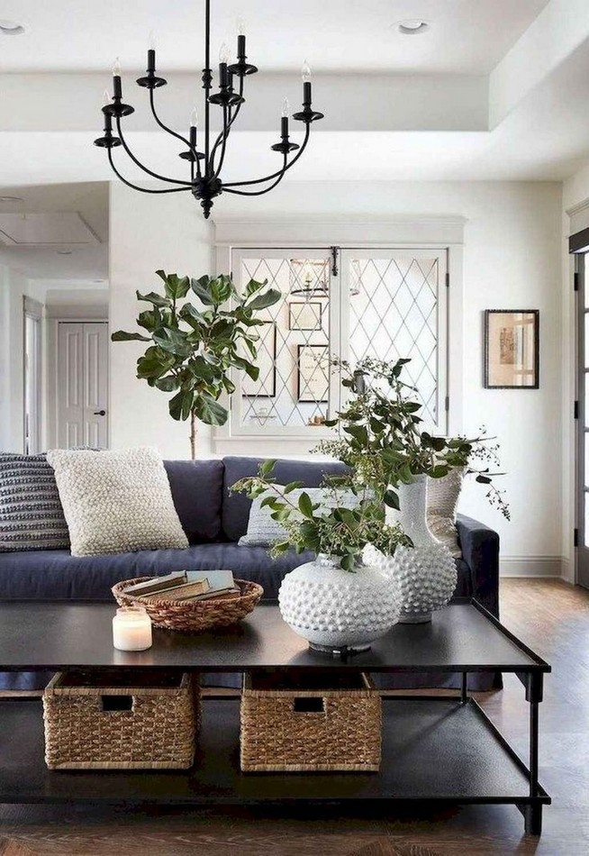 15 Cozy Farmhouse Living Room Decor Ideas 20