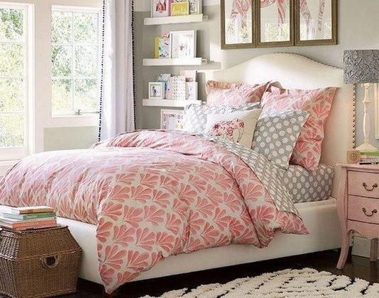 15 Cute Pink Bedroom Designs Ideas That Are Dream Of Every Girl 39