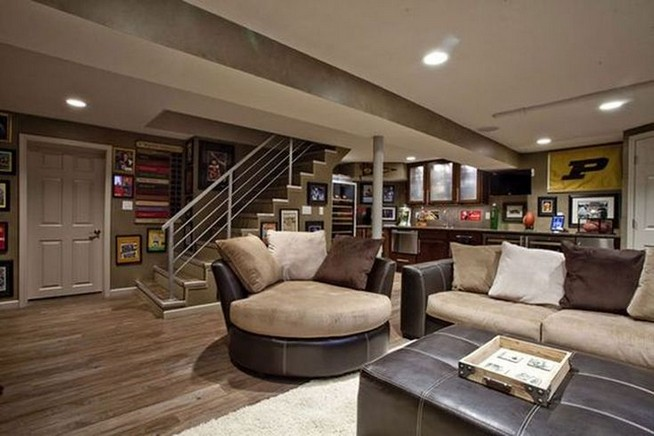 15 Ultimate Basement Remodeling Ideas 19