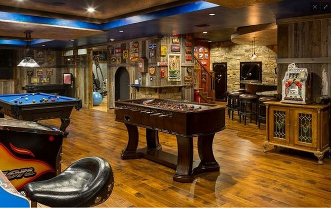 15 Ultimate Basement Remodeling Ideas 21