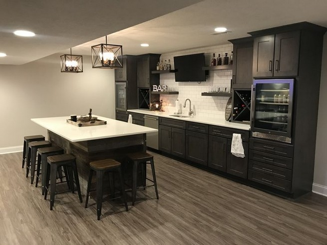 15 Ultimate Basement Remodeling Ideas 39