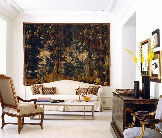 18 Beautiful Chinese Living Room Decor Ideas 14