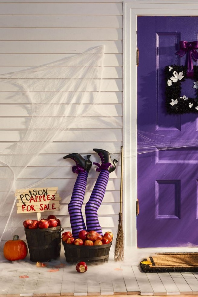18 Easy Halloween Decorations Ideas 14