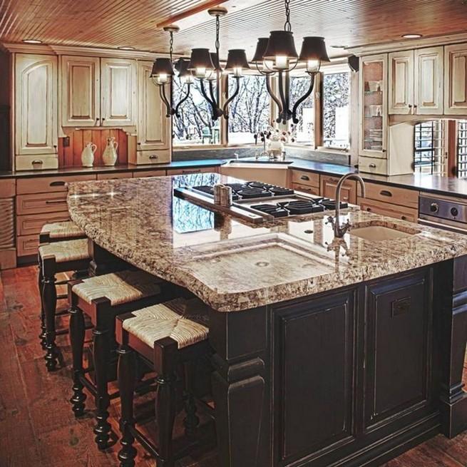 18 Unique Kitchen Island Ideas For Your Home 02