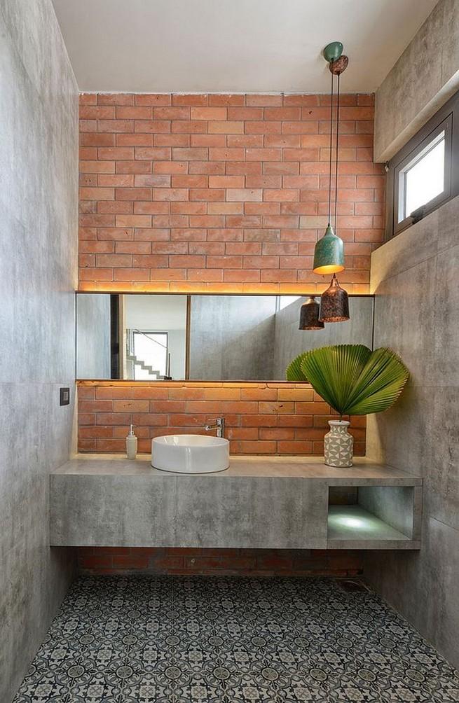 19 Captivating Public Bathroom Design Ideas   Lmolnar