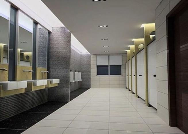 19 Captivating Public Bathroom Design Ideas 25