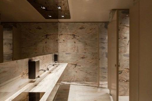 19 Captivating Public Bathroom Design Ideas 27