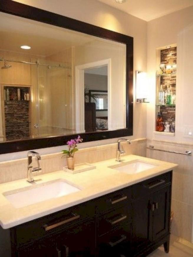 19 Delight Contemporary Dark Wood Bathroom Vanity Ideas 02