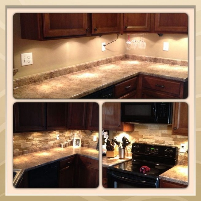 19 Easy Kitchen Backsplash Ideas 08