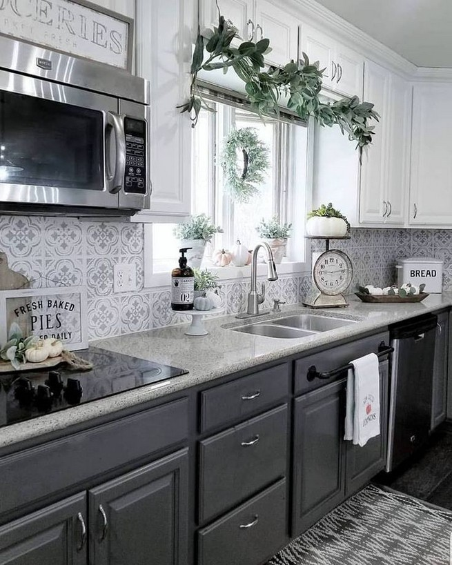 19 Easy Kitchen Backsplash Ideas 18