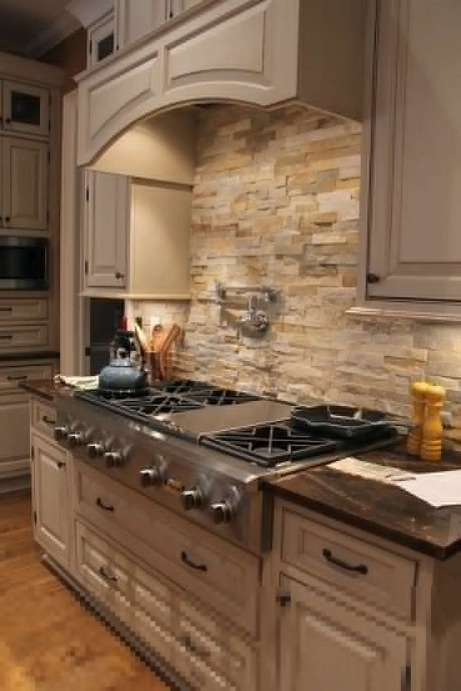 19 Easy Kitchen Backsplash Ideas 31