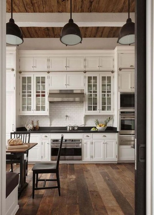 21 Fabulous Cottage Kitchen Cabinets Ideas Country Style 10