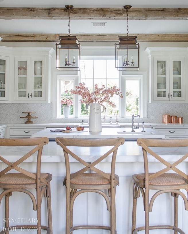 21 Fabulous Cottage Kitchen Cabinets Ideas Country Style 18
