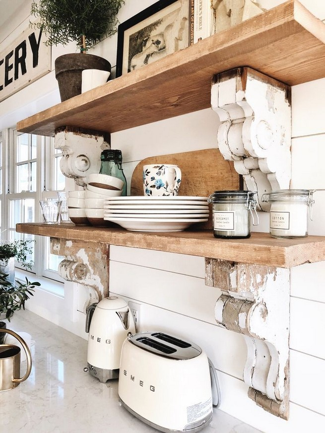 21 Fabulous Cottage Kitchen Cabinets Ideas Country Style 50