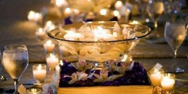 21 Romantic Rustic Winter Wedding Table Decoration Ideas 49