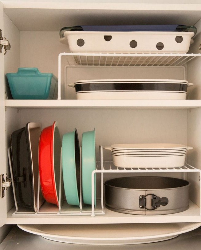 13 Best Ideas How To Organized Kitchen Storage 08