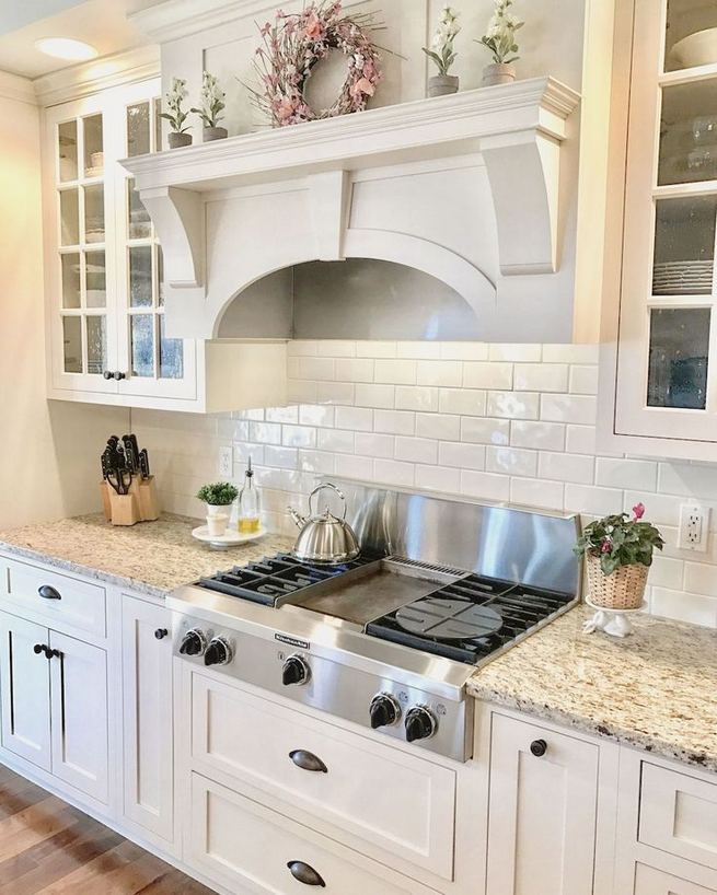 13 Elegant Grey Kitchen Backsplash Ideas Inspiration 03