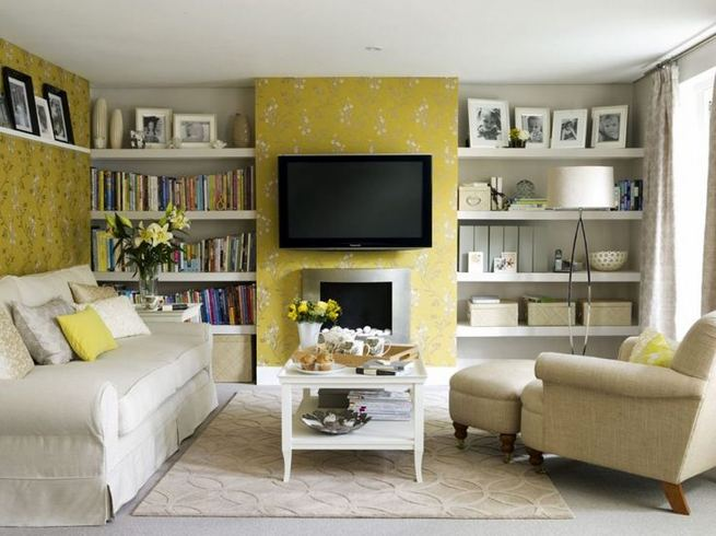 13 Impressive Living Room Ideas With Fireplace And Tv 06