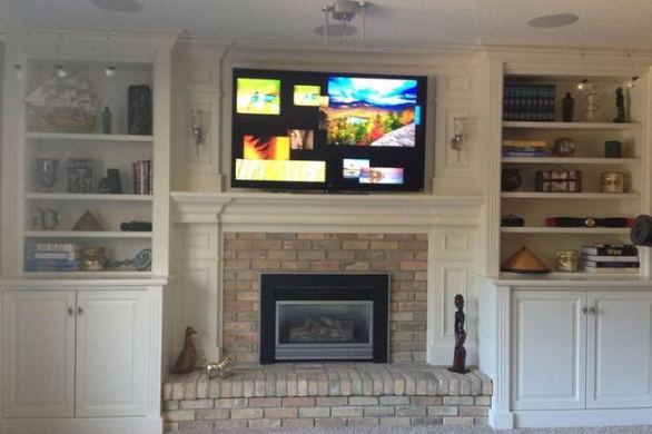 13 Impressive Living Room Ideas With Fireplace And Tv 19
