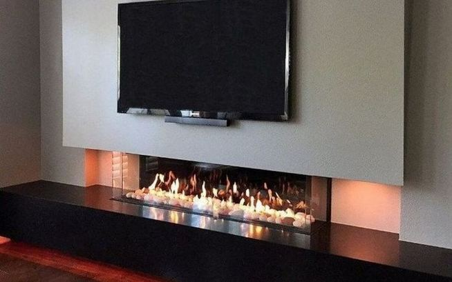 13 Impressive Living Room Ideas With Fireplace And Tv 20