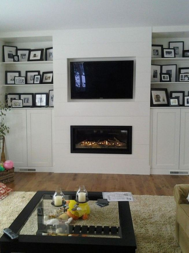 13 Impressive Living Room Ideas With Fireplace And Tv 21