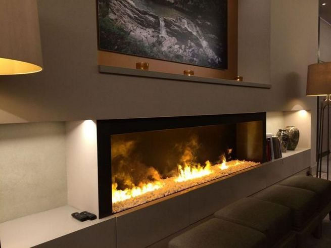 13 Impressive Living Room Ideas With Fireplace And Tv 31
