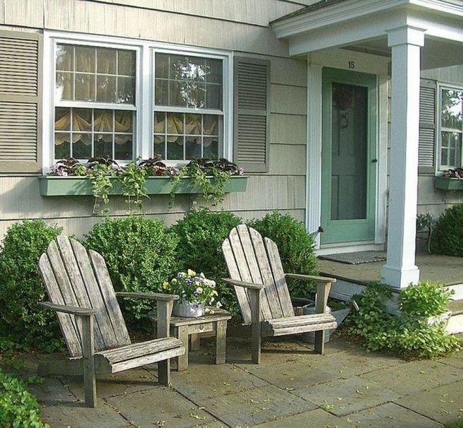 15 Beautiful Front Yard Patio Designs Ideas 26